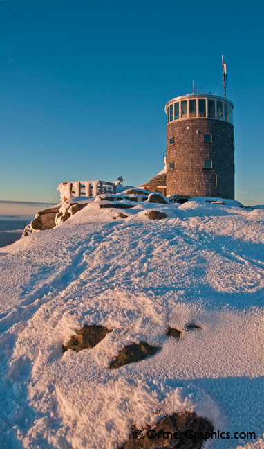 Whiteface Mountain Summit Observatory Tower